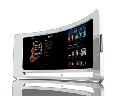 curved imac iview Apple produce Display curvi da lanciare nel 2012?