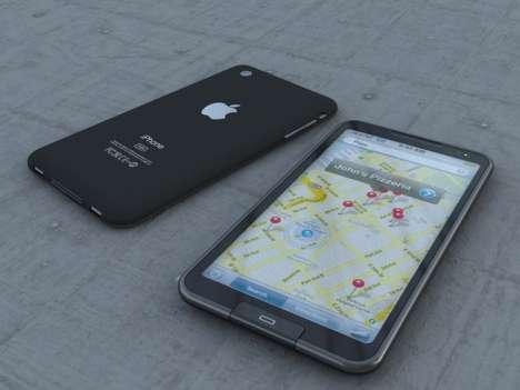 iphone5d Tim Cook presenterà il nuovo iPhone 5 martedì 4 ottobre