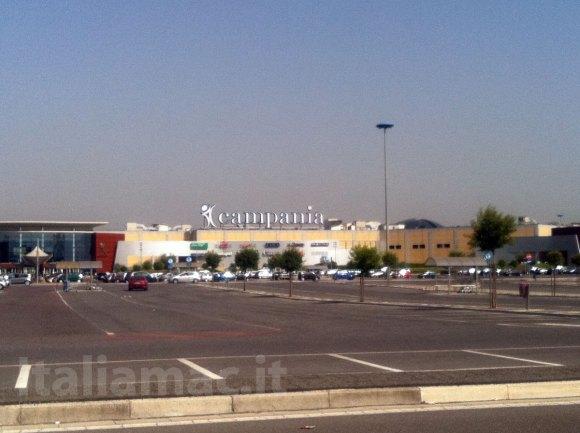 italiamac campania 2 580x433 Anteprima The Day Before: LApple Store Campania ad un giorno dallinaugurazione [Foto]