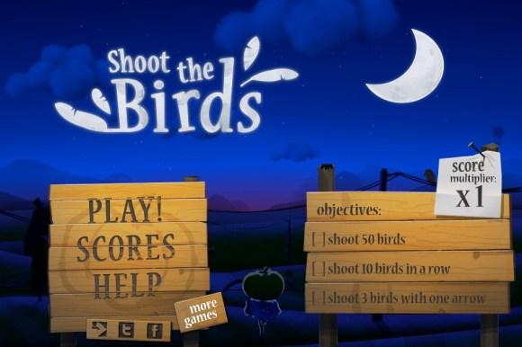 italiamacbird02 580x386 Shoot The Birds, spara agli uccelli sul tuo iPhone