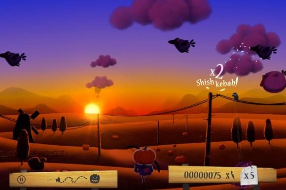 italiamacbird06 580x386 Shoot The Birds, spara agli uccelli sul tuo iPhone