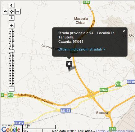 mappa Ora è ufficiale: lApple Store di Catania aprirà sabato 24 settembre