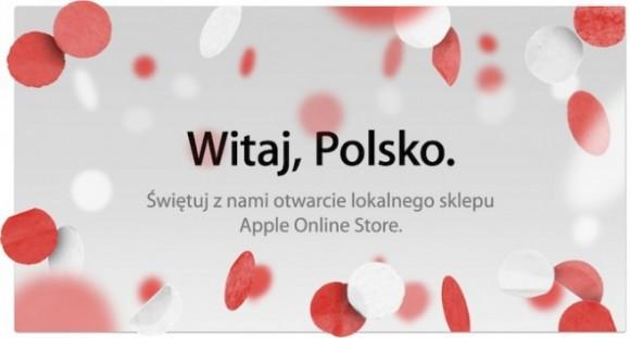 online apple store poland web banner greeting 580x311 Nuovi Apple Store anche in Ungheria, Polonia, Repubblica Ceca e Emirati Arabi