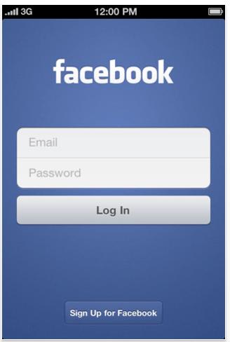 2011 10 12 11.29.40 am Opinioni: facebook per iPhone, gioie (poche) e dolori (tanti!) per una delle app più popolari