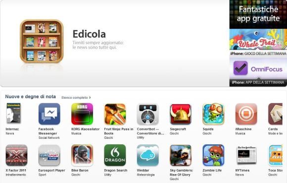 App Store 580x369 Interessanti sconti su alcune applicazioni in App Store