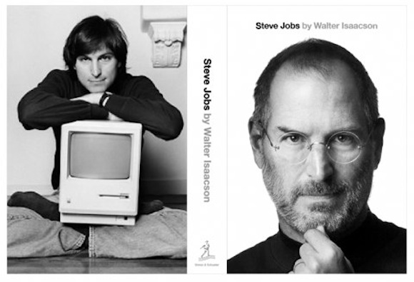 Biografia Steve Jobs E stata anticipata al 24 Ottobre la biografia ufficiale di Steve Jobs