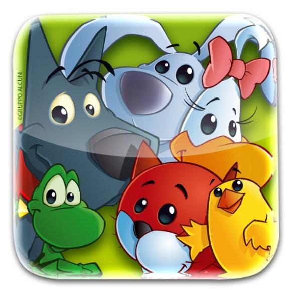 Cuccioli.TV logo 580x583 I cartoni animati della serie Cuccioli su iPhone, iPod touch e iPad con Cuccioli.TV