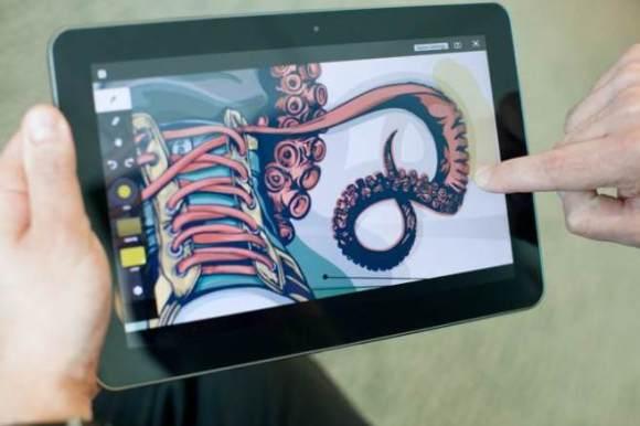 adobe ideas 580x386 Adobe presto lancerà sei nuove applicazioni dedicate ai tablet