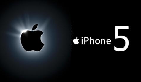 apple iphone 5 logo Secondo un analista, liPhone 4S non è lultimo progetto a cui ha lavorato Steve Jobs