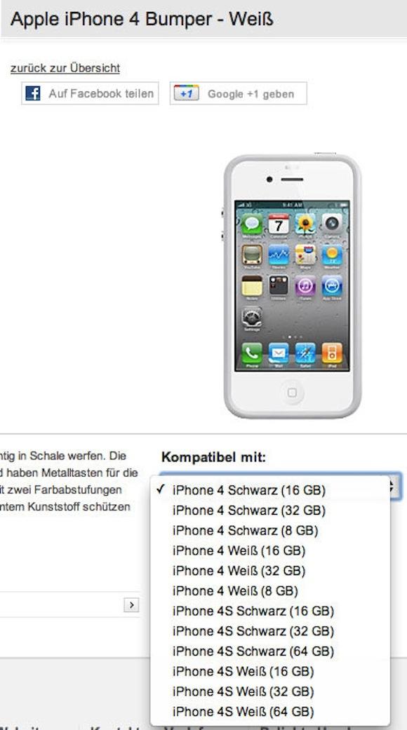 %name Sul sito tedesco di Vodafone appaiono riferimenti alliPhone 4S