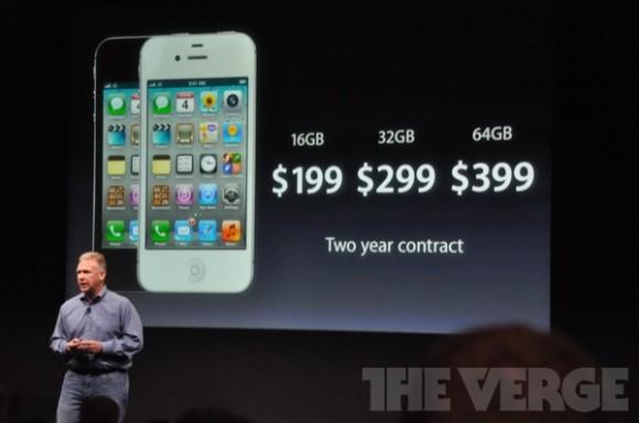 phpbf2okC615bb204 5c06 4e36 8d9c 0fe39799a27d2 580x384 Il nuovo device di Apple è liPhone 4S
