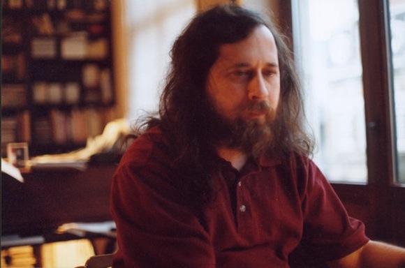 richard1 Opinioni: Richard Stallman perde loccasione di stare zitto.