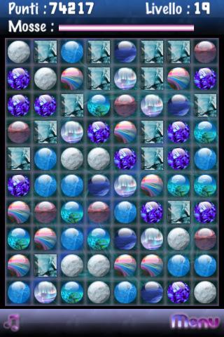 screenshot2 SwapBall: un divertente puzzle game per tante ore di intrattenimento