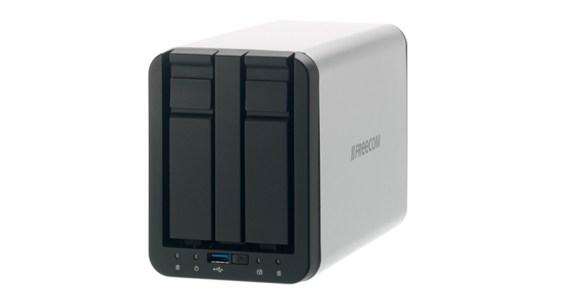 Freecom SilverStore diagfront 580x306 Con SilverStore di Freecom salvi i tuoi dati dove e quando vuoi!