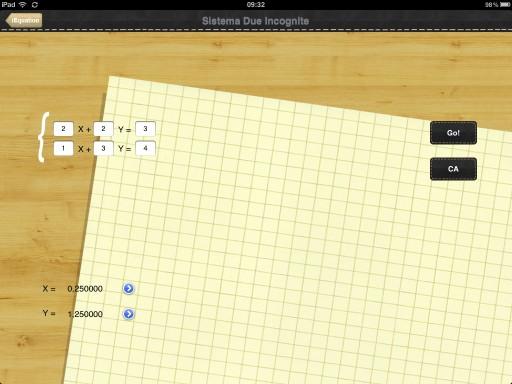 IMG 0140 iEquation: l'app che porta via i problemi con la matematica