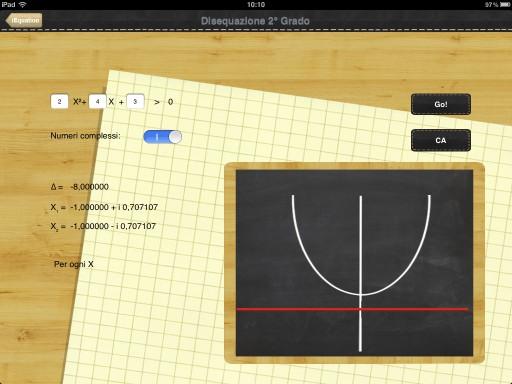 IMG 0141 iEquation: l'app che porta via i problemi con la matematica