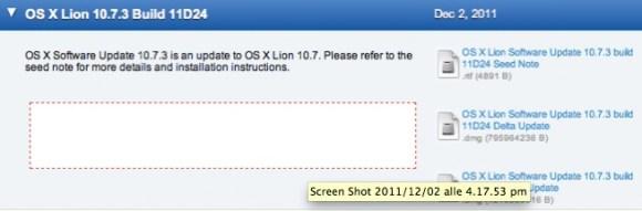 Schermata 12 2455899 alle 13.41.12 580x191 Apple rilascia OS X 10.7.3 beta agli sviluppatori
