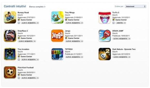 Schermata 12 2455914 alle 11.39.001 580x340 Giochi Innovativi: nuova sezione in App Store dedicata ai giochi più creativi