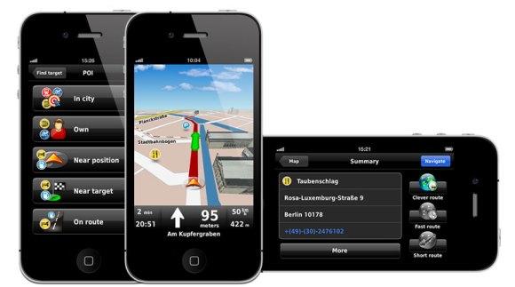 dynav 580x323 I navigatori GPS Dynavix per iOS in questi giorni sono scontati fino al 28%