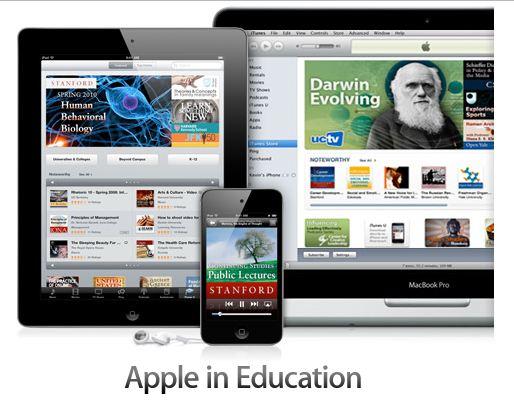 Apple Education Rumors: durante levento mediatico di giovedì Apple lancerà un nuovo strumento per creare gli e book