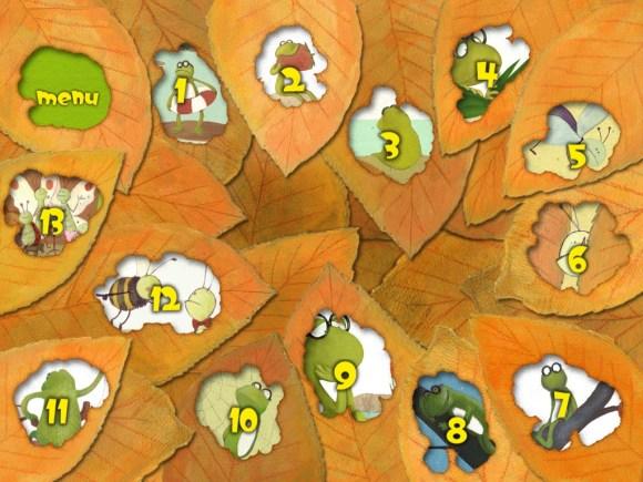 Lamusicadibufo screenshot02 580x435 La musica di Bufo, Libro per bambini dai 3 anni in su per iPad