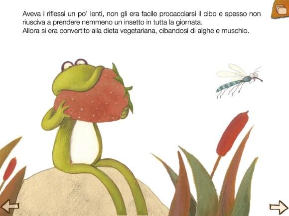 Lamusicadibufo screenshot03 580x435 La musica di Bufo, Libro per bambini dai 3 anni in su per iPad