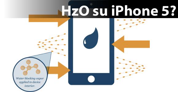 hzo iphone5 home Possibile accordo con HzO per i prossimi iDevice.