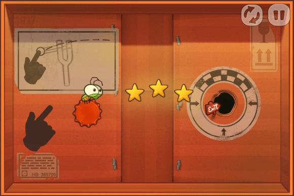 image 3 580x386 Recensione del gioco Jump Out! per iOS