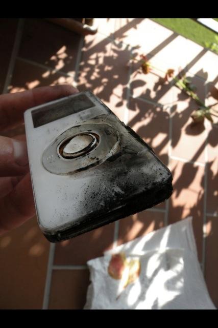 ipod bruciato 2 iPod bruciato, lesperienza di un utente di Italiamac