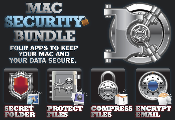 security bundle screenshot Mac Security Bundle, 4 app per tenere al sicuro file e cartelle, a prezzo speciale