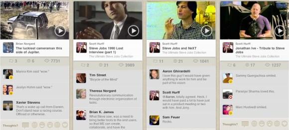Schermata 02 2455974 alle 18.46.13 580x262 Chill: tutte le interviste di Steve Jobs raccolte in un sito