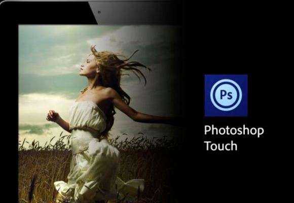 photoshop touch teaser 580x400 Adobe Photoshop Touch per iPad 2 è disponibile su App Store
