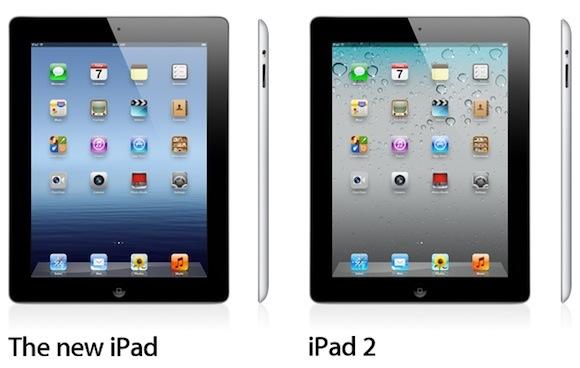 new ipad vs ipad 2 Il nuovo iPad. E tutto oro ciò che luccica?