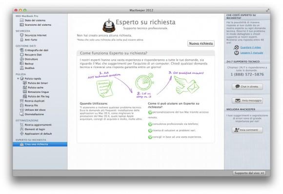 Mackeeper esperto 580x399 Mackeeper, tutto quello che serve in ununica App.