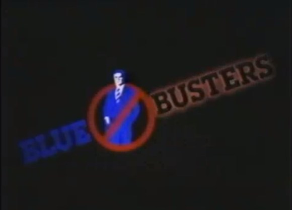 apple blue busters 580x418 Steve Jobs lancia i GhostBusters contro IBM