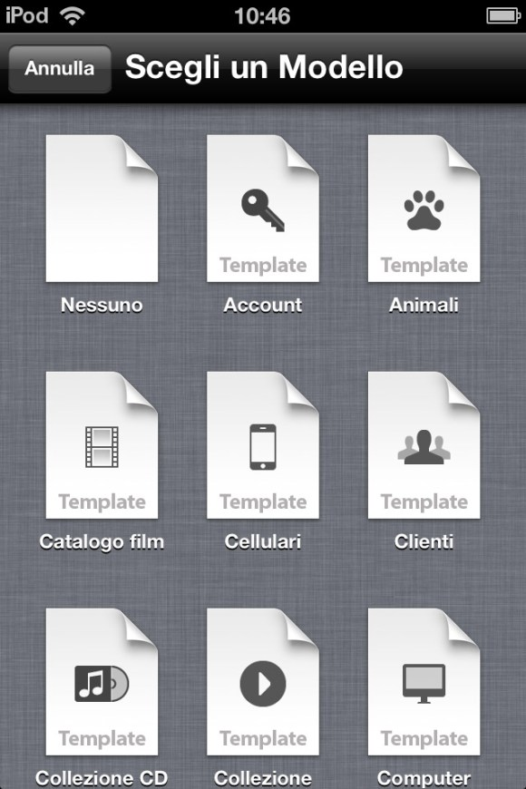 fotoidb21 580x870 Tutorial iPhone: Creare un database per memorizzare le proprie password con iDatabase