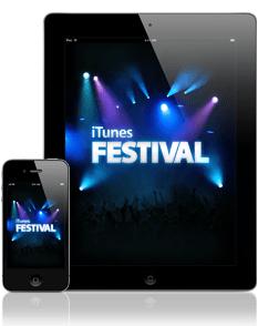 image Ecco le date e alcuni artisti che saranno presenti alliTunes Festival 2012