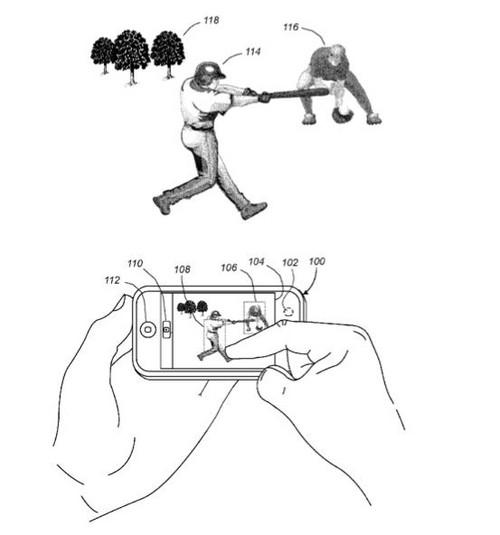 multi touch focus Apple sempre al lavoro, brevettato multi point touch focus per iOS