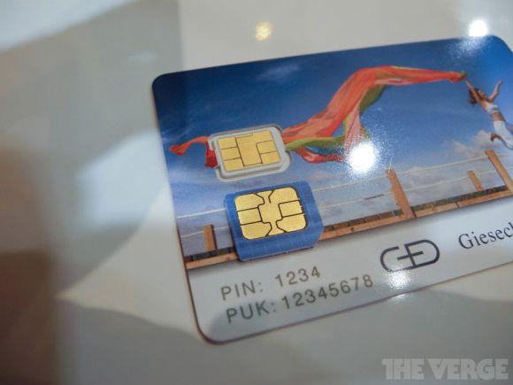 nanosim1 580x435 Apple rivede il design della sua nano SIM a causa delle obiezioni di Nokia