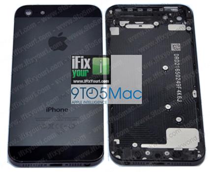 %name Sarà questo il nuovo iPhone?