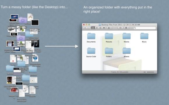 folder tidy 580x362 Crazy Mac App Store: le app gratuite del Mercoledì
