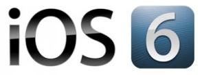 iOS6logo 24 ore con iOS 6 su iPhone 4S, prime impressioni duso