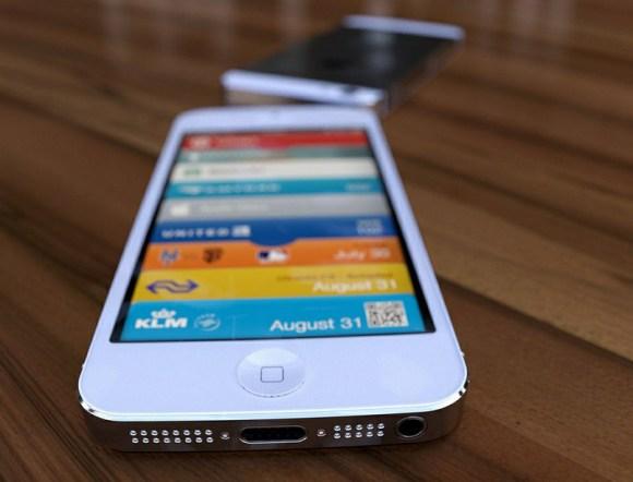 iphone white concept 580x442 iPhone di nuova generazione in un nuovo concept, questa volta in bianco