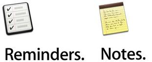 promemria e note1 OS X Mountain Lion, le principali funzioni del nuovo sistema operativo per Mac