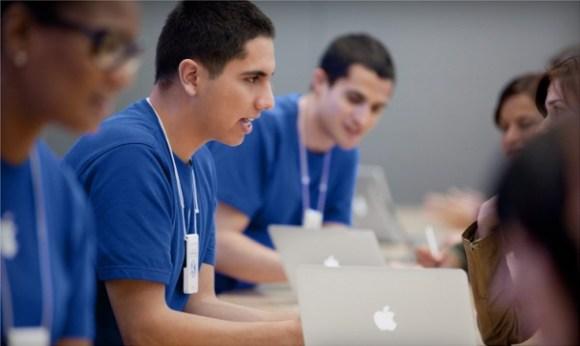 genius bar apple t 580x346 Diventare Apple Genius: Il manuale segreto per i dipendenti degli Apple Store
