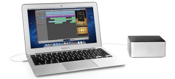 BassJump2 GarageBand headerlarge 580x262 BassJump 2, il subwoofer portatile per Mac