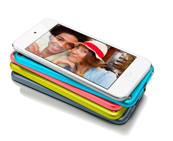 ZZ31222C27 Nuovo iPod Touch 5G: Vediamolo nel dettaglio