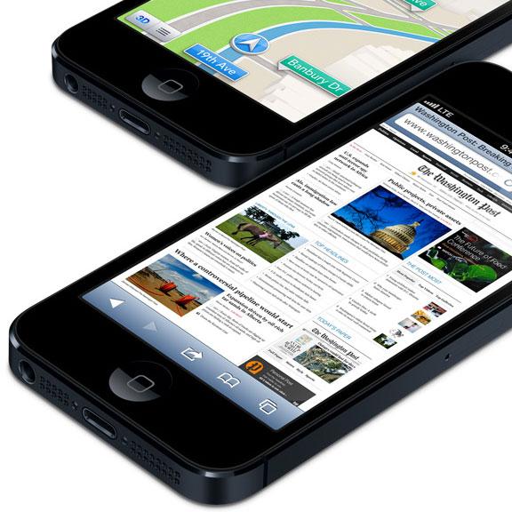 iphone51 Ecco i dati tecnici del nuovo iPhone 5 presentato oggi da Apple