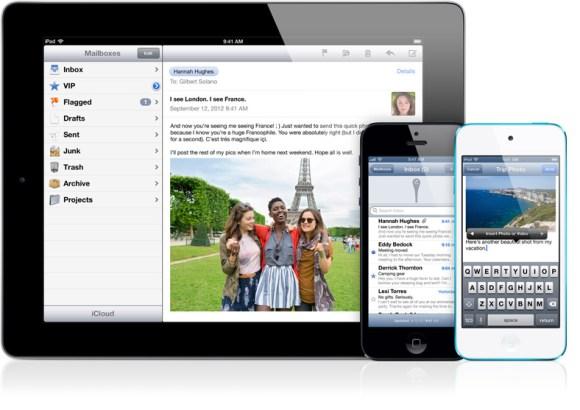 mail 580x410 Meno di una settimana ad iOS 6: Ecco come sarà!