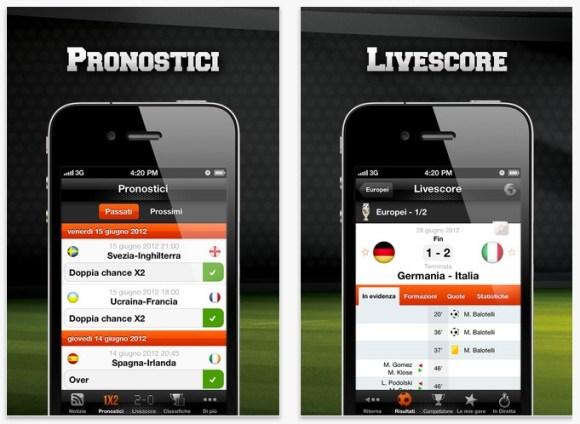 scommessesportive 580x424 SullApp Store cè Scommesse Sportive: Risultati Calcio + Pronostici Gratis